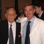 con Don Alejandro