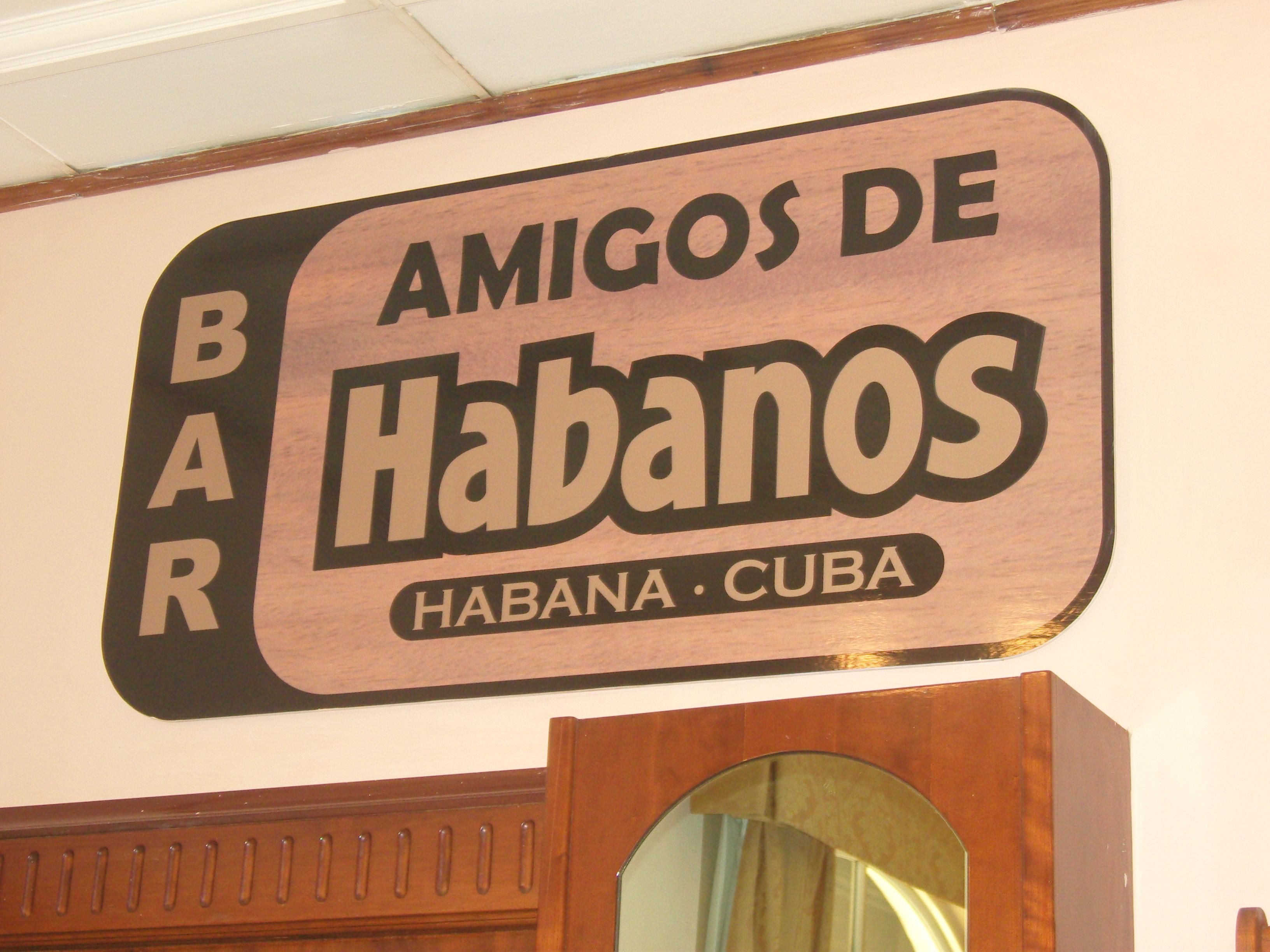 """""""La Casa del Habano Club Habana"""""""