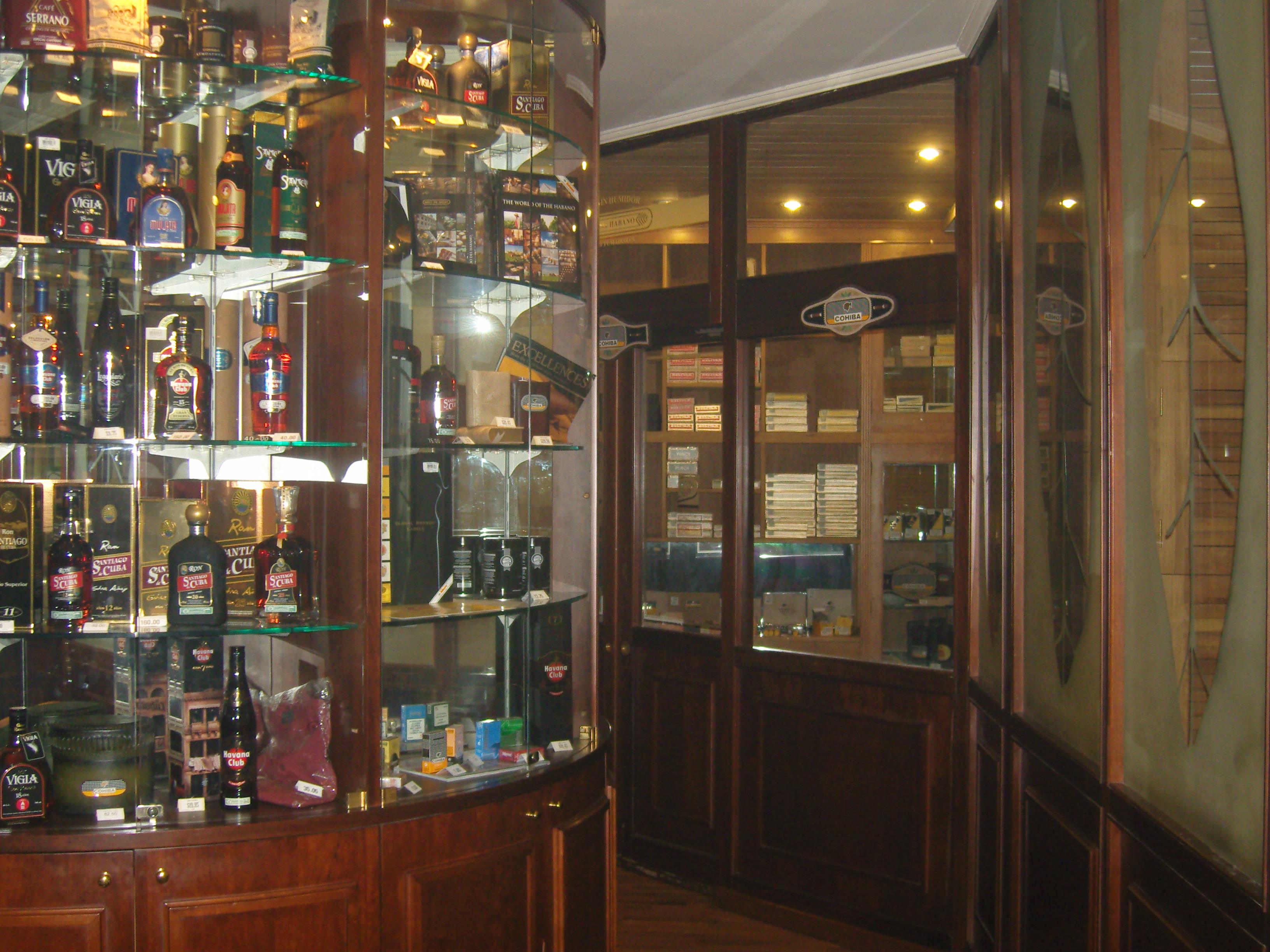 """""""La Casa del Habano Hotel Melia Cohiba"""""""