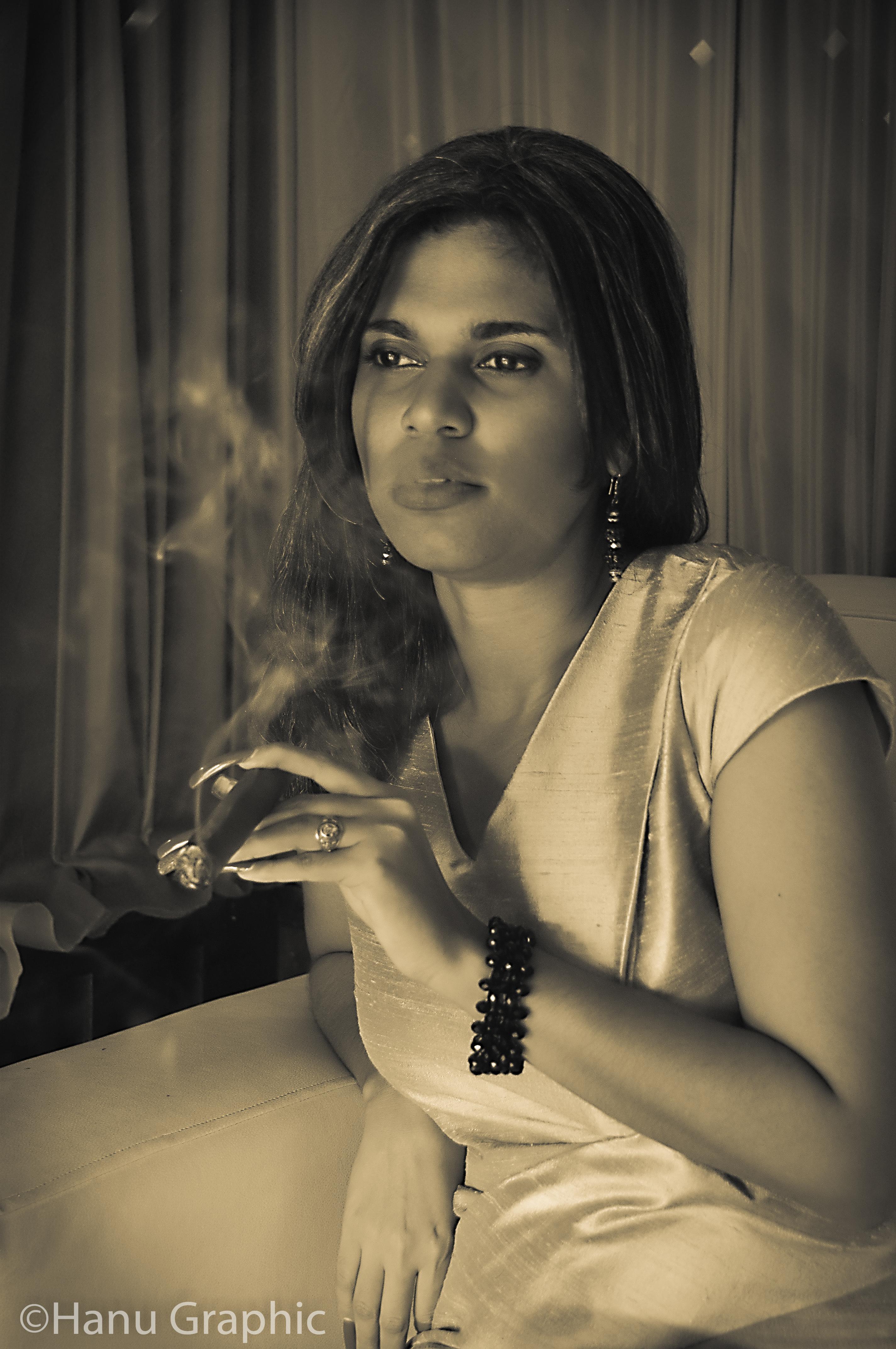 """Lesbia Mercedes Santana"""