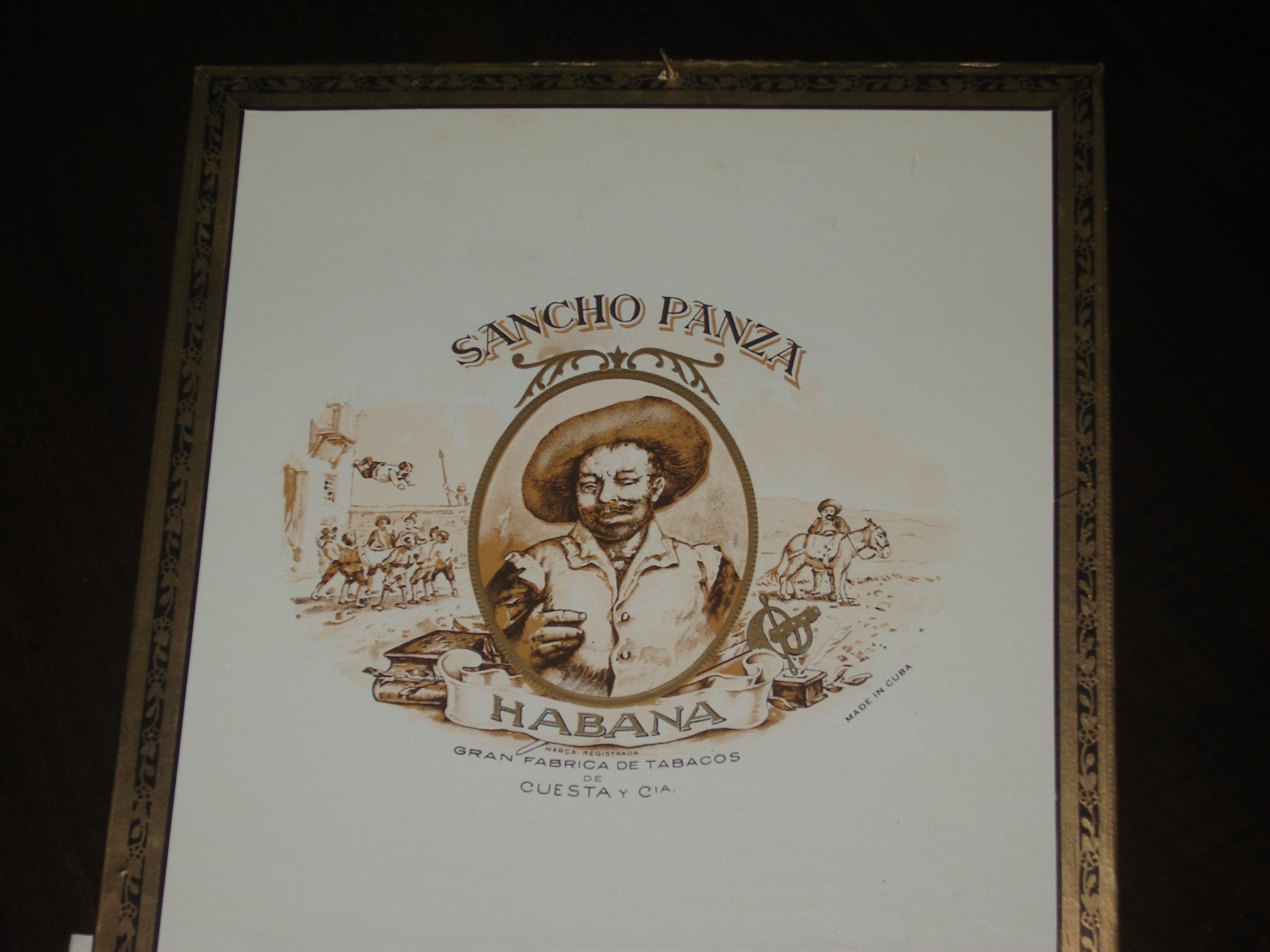 """Sancho Panza"""