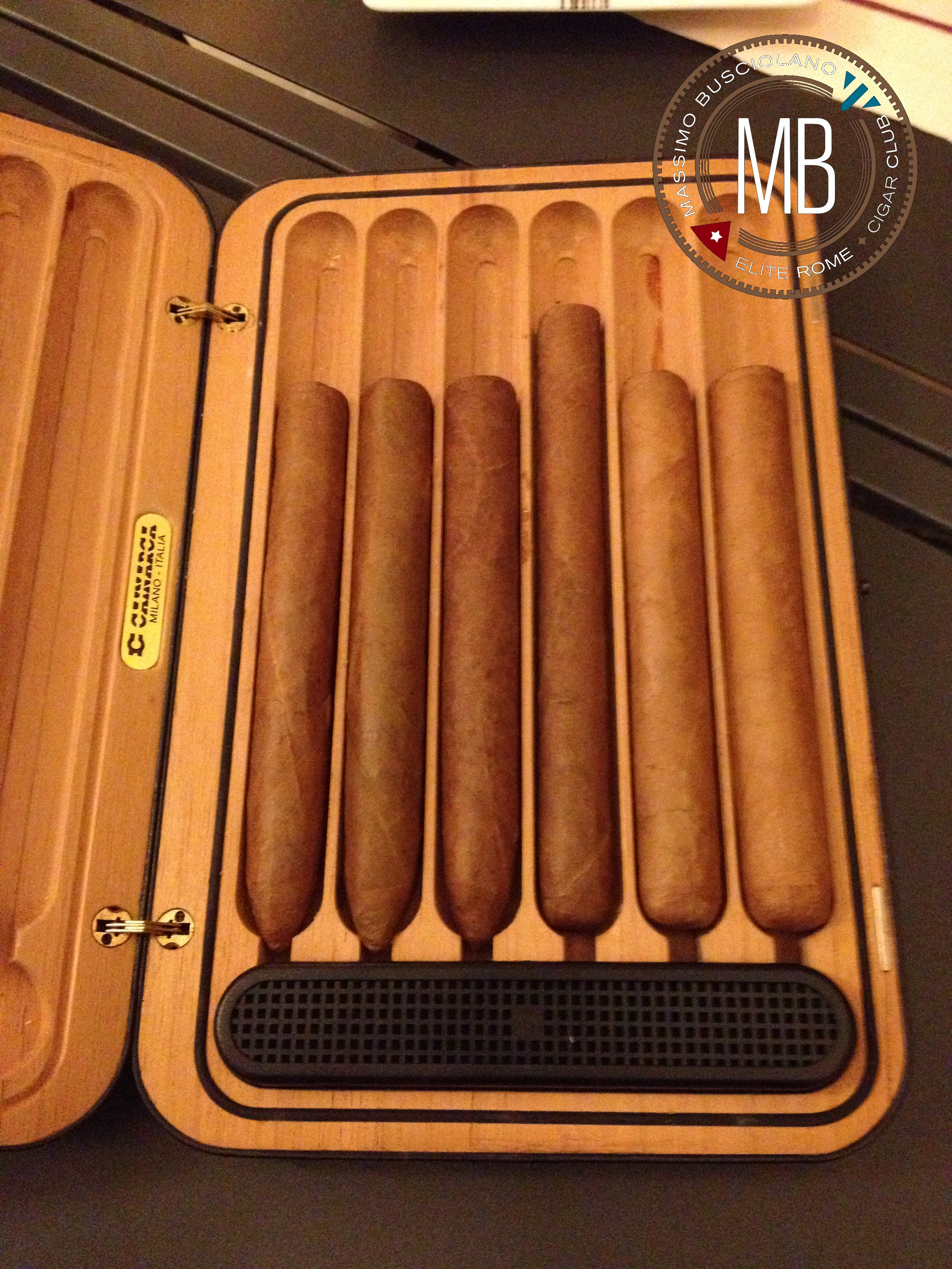 """MB Elite Rome Cigar Club"""