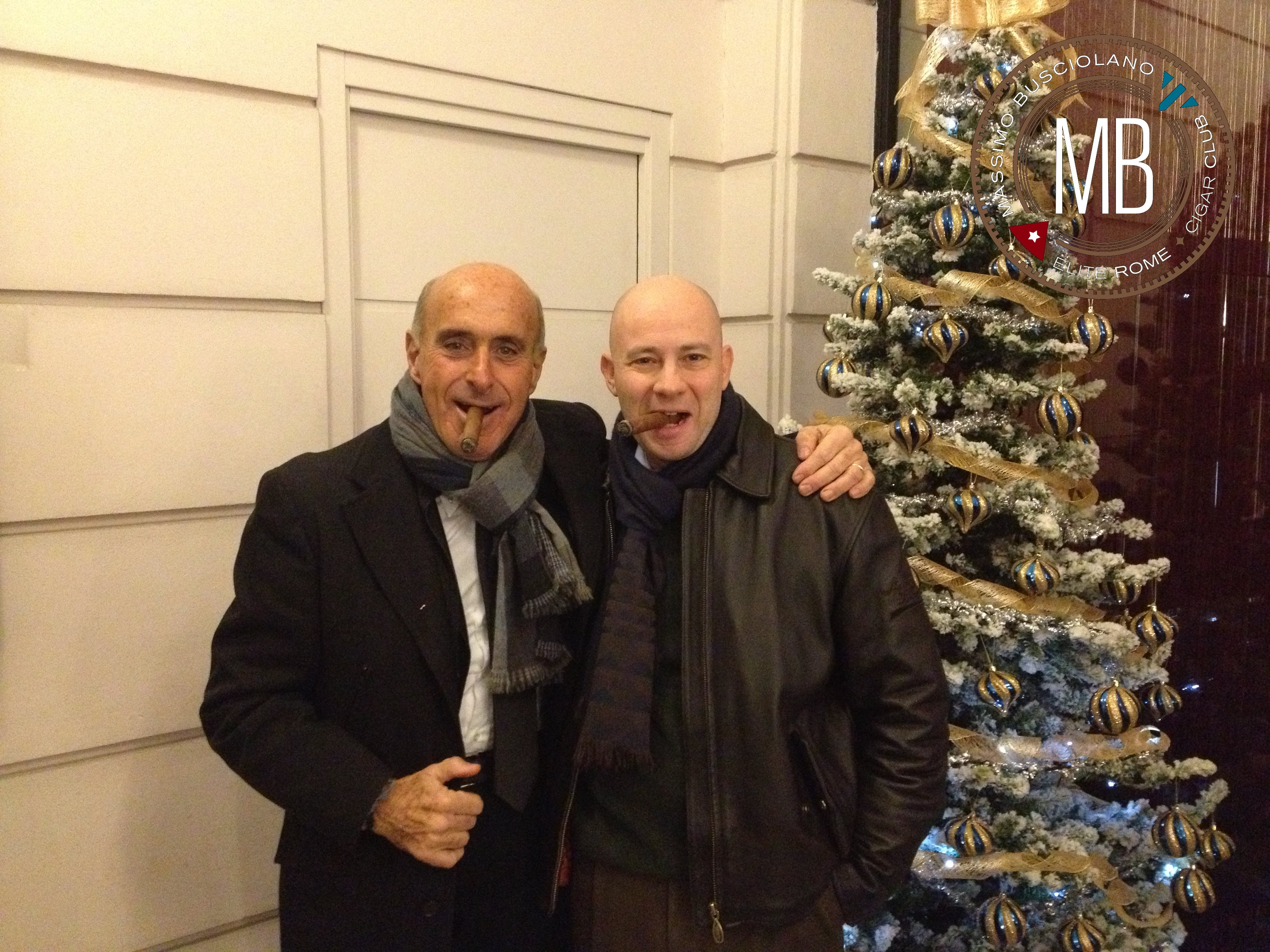 """MB Elite Rome Cigar Club"""