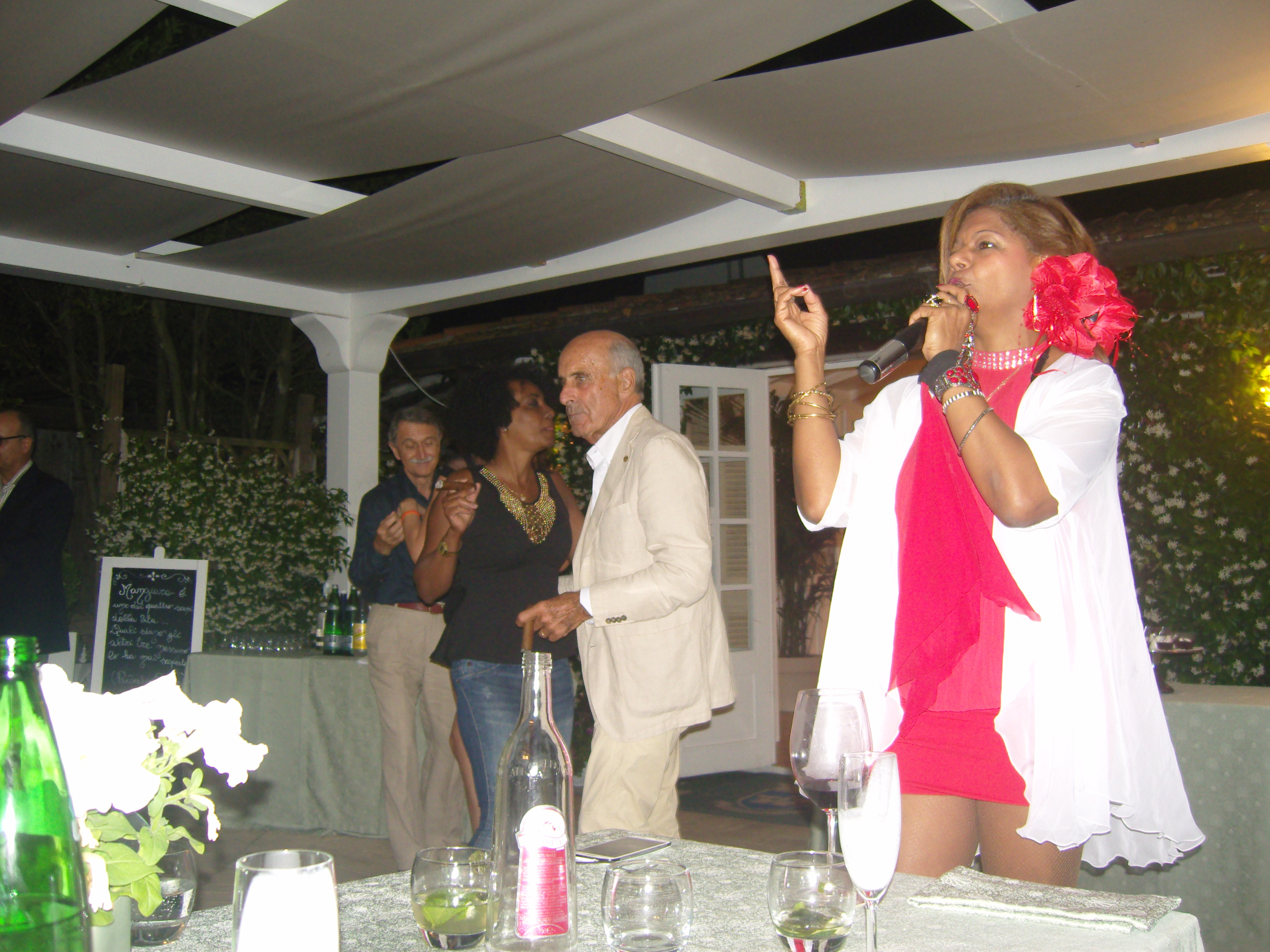 """""""Noche Cubana al Parco di Roma Golf Club"""""""