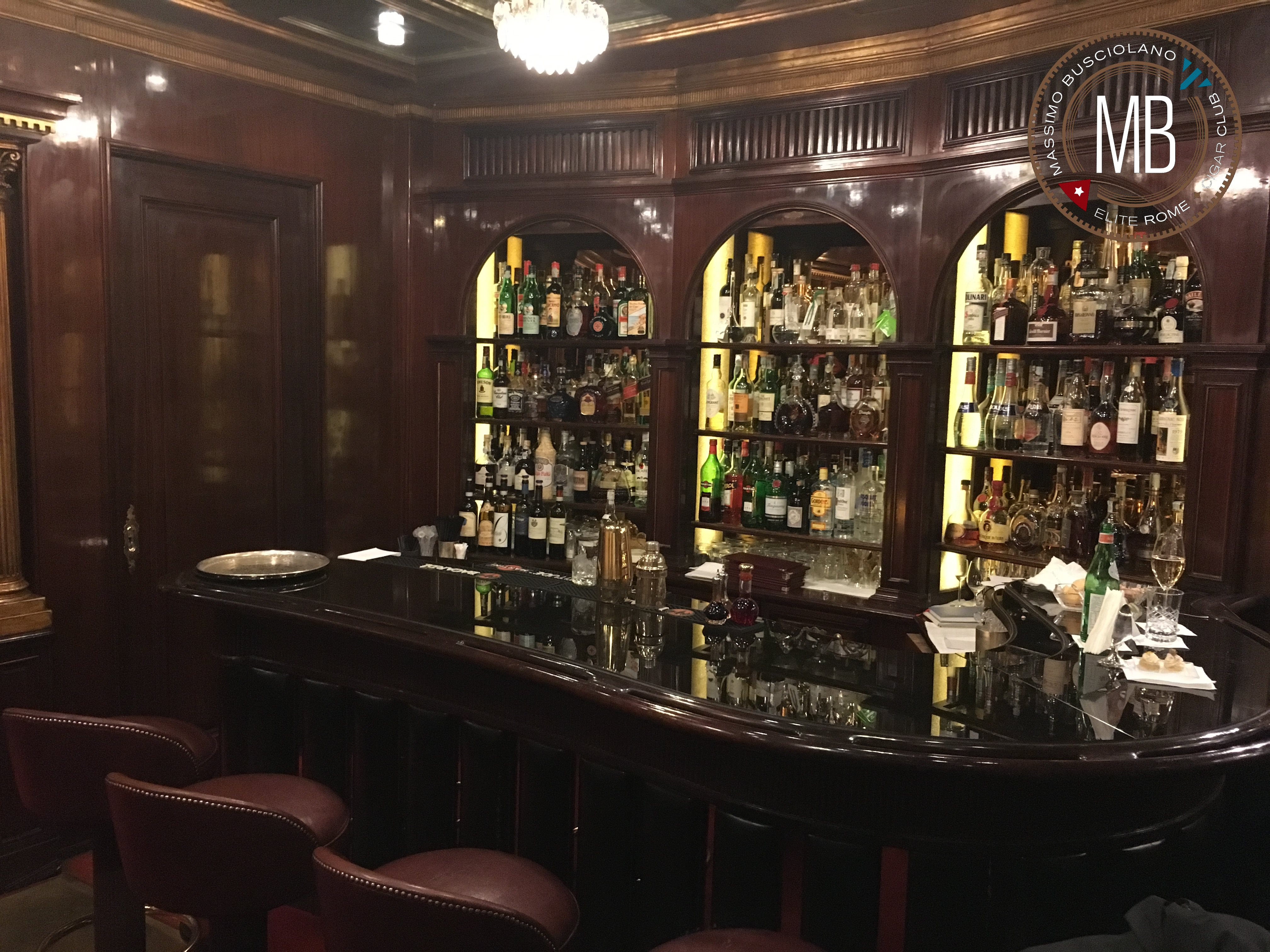 """MB Elite Rome Cigar Club Location"""
