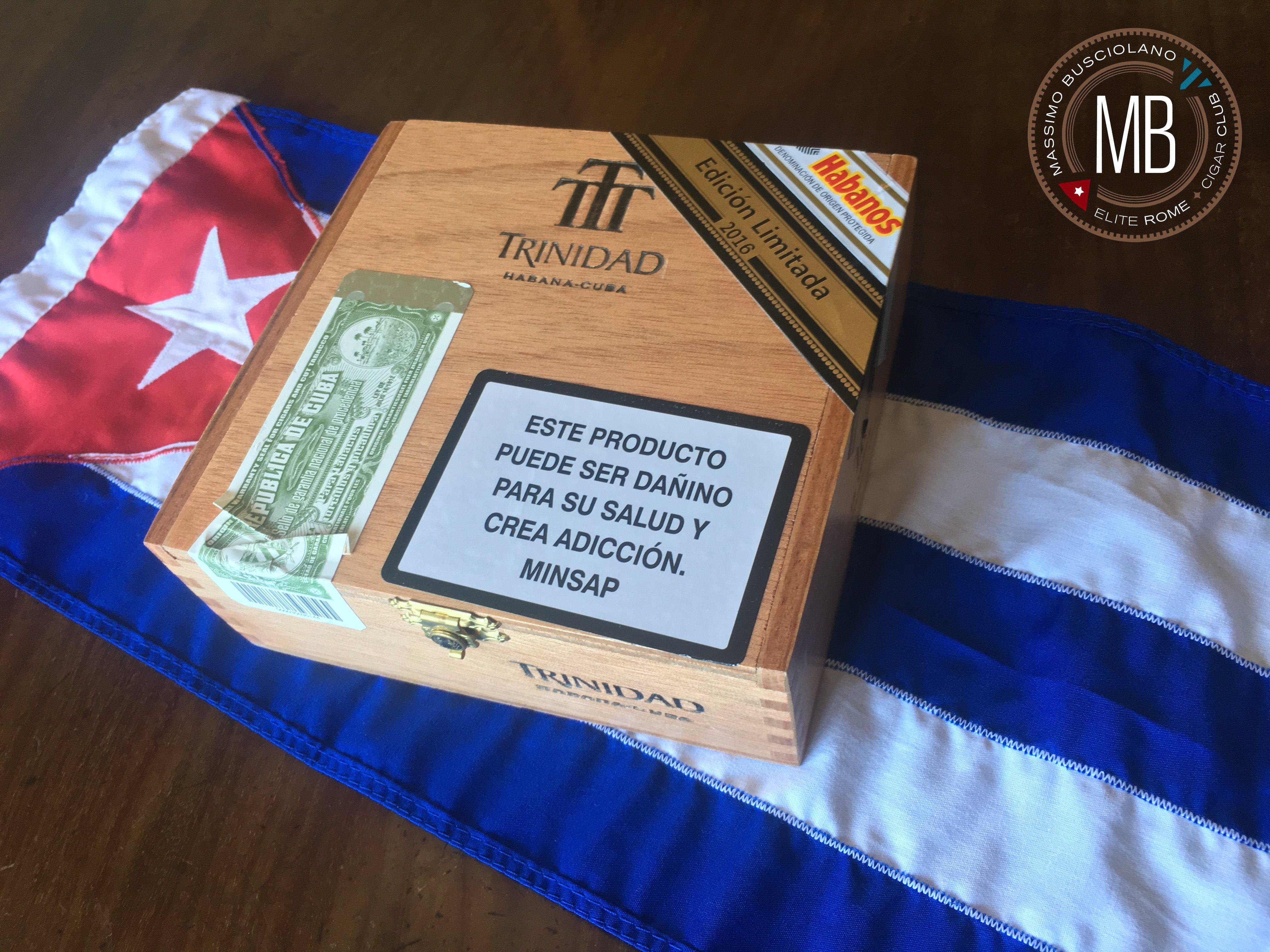 """""""Trinidad Topes Edicion Limitada 2016"""""""