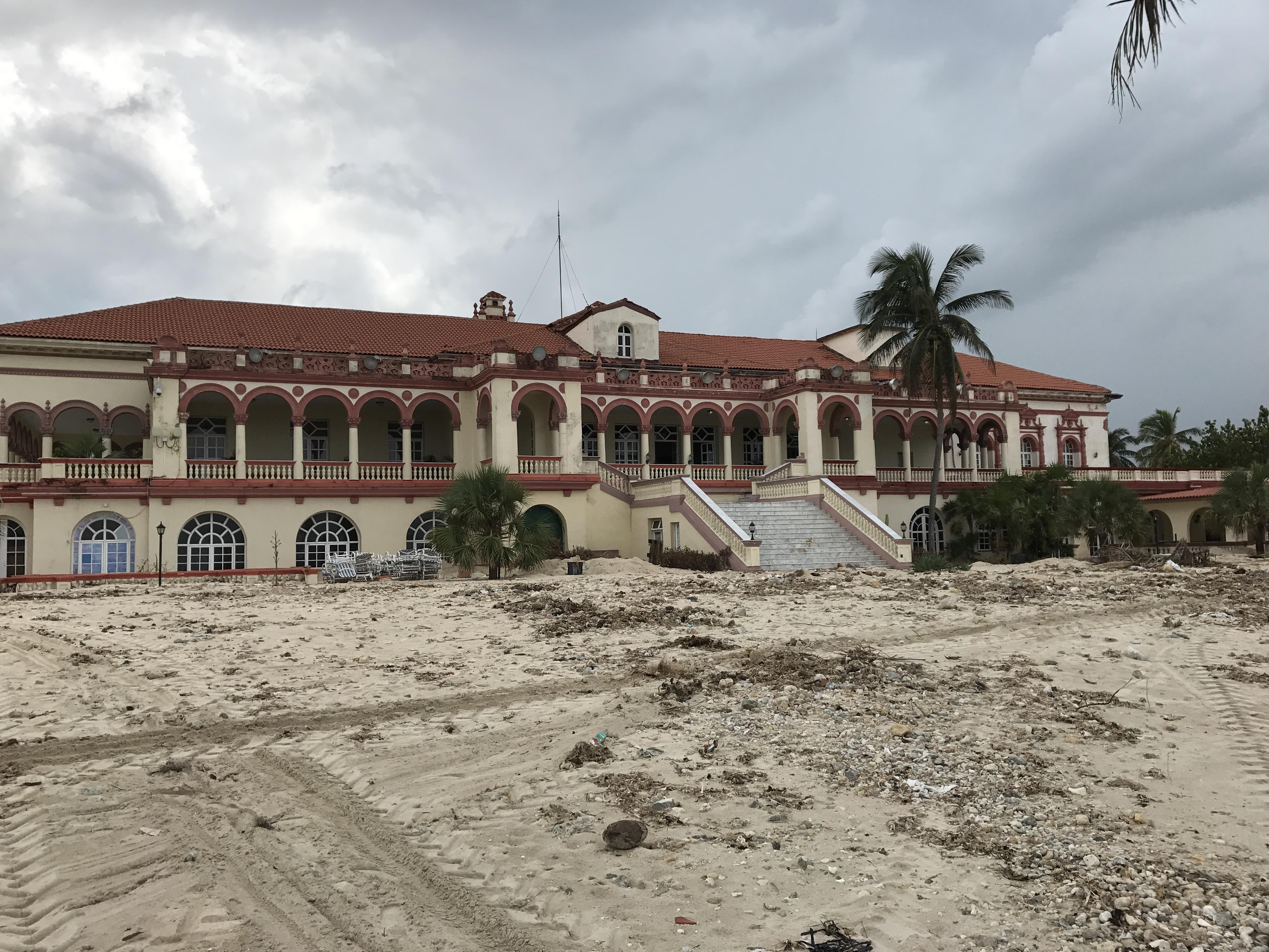 """L'Avana after Irma"""