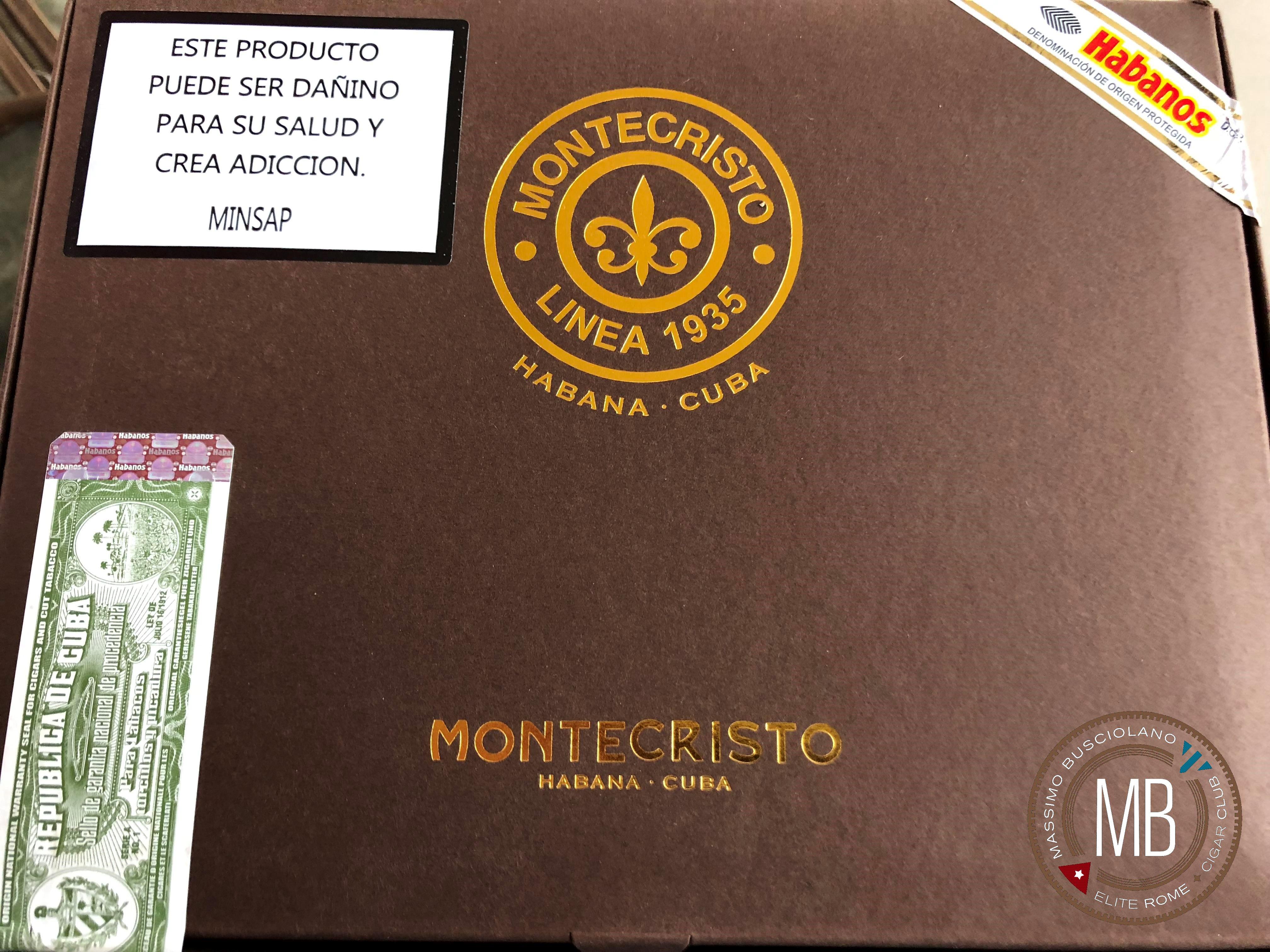 """Montecristo Linea 1935"""